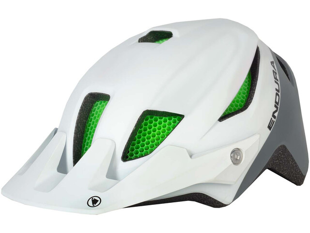 Endura MT500JR Cykelhjälm Barn white